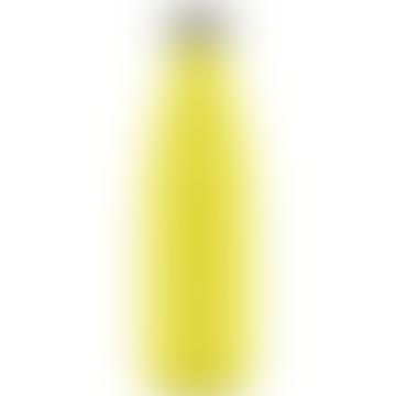 Bottle Neon Yellow 500 Ml