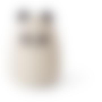 Liewood 11 x 11 x 14cm Silicone Winston Panda Night Light