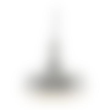 Gray Iron Gasby Pendant Lamp