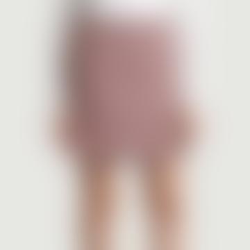 Carmine Acrylic Erin Skirt