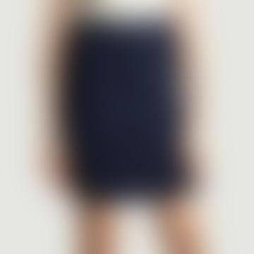 Indigo Denim Therese Skirt