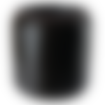 Flowerpot Black Large