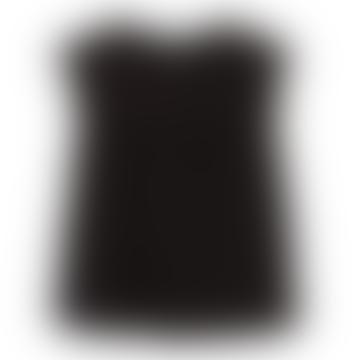 Le Petit Germain Blacksand Cotton Babilee Dress