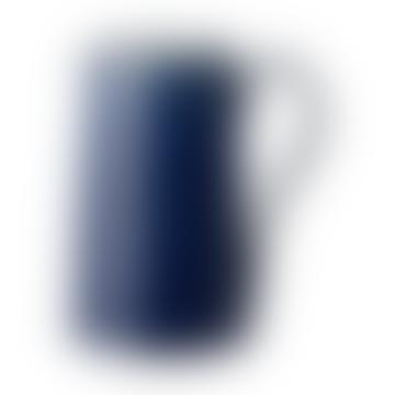 Denby 1200ml Large Stoneware Cobalt Studio Blue Jug