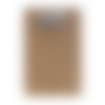A4 Brown MDF Clipboard