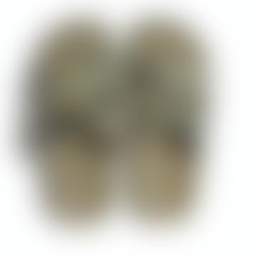 Slippers Army Khaki
