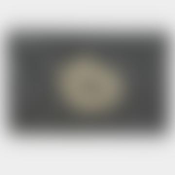 Black Cellulose QS Kiss Gold Pop Up Sponge