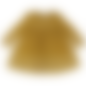 Gingerbread Viscose Leonie Dress