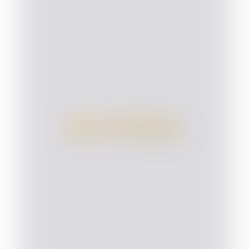 19cm Zahnbürste aus gelbem Kunststoff und Nylon