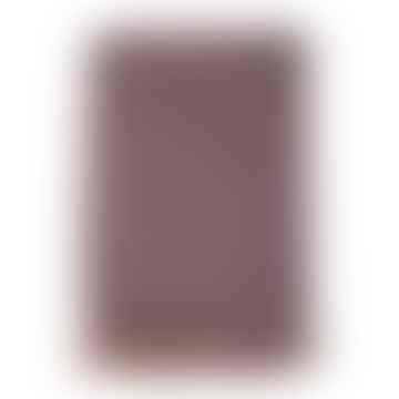 Dark Chocolate Shimmer Throw