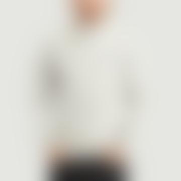 Champion Mottled Grey Cotton Signature Turtleneck Sweatshirt