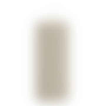 Medium Unscented Linen Candle