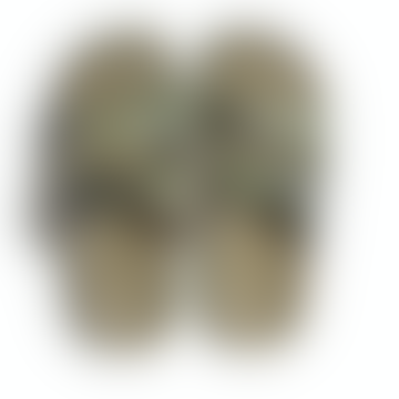Army Khaki Slippers
