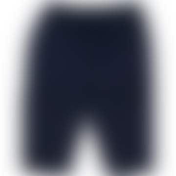 Navy Lyocell Pants for Kids