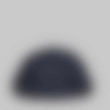 Jeans Blue Cotton Brut Miki Hat