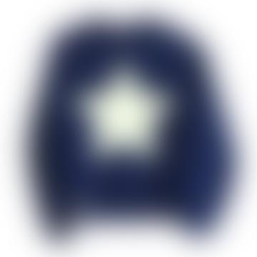 Glow In The Dark Interactive Sweatshirt - Star Design