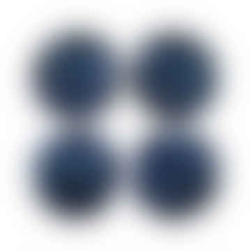 Plate galaxy set of 4