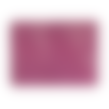 Red MDF Plum Bordeaux Placemat Cork with Dots