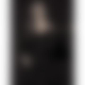 Black Silk Ditte Lace Singlet Top