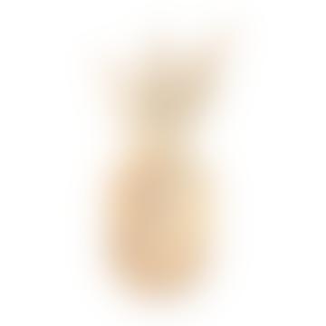 Big Natural MDF Wood Pineapple - 602875