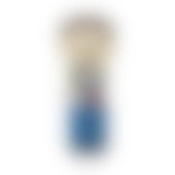 Lucie Kaas Wooden Piet Mondrian Figurine