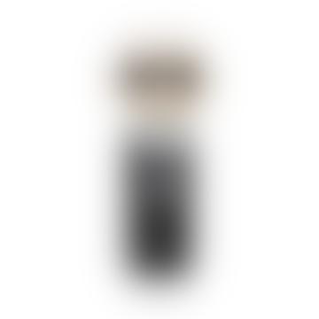 Lucie Kaas Large Wooden Karl Lagerfeld Figurine