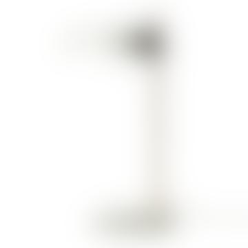 47cm White Mario Table Lamp