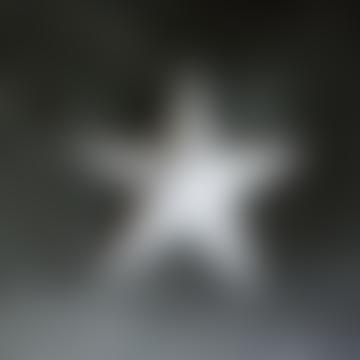 5.5cm Small Enamelled Star