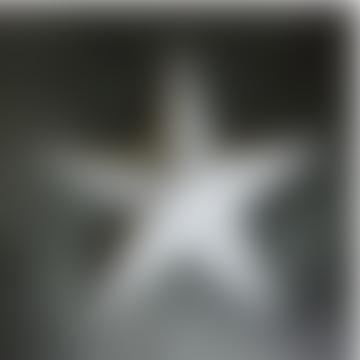 8.7cm Large Enamelled Star