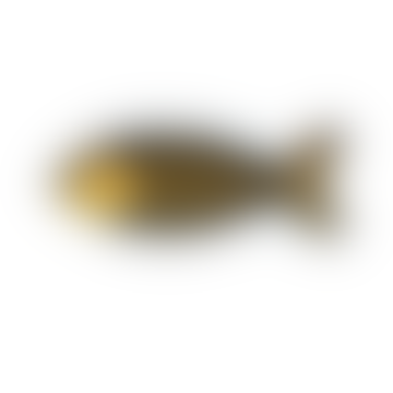 Fishbone Brooch