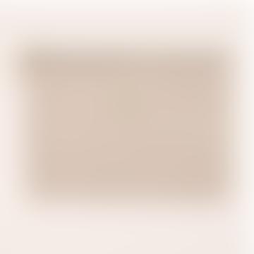 22.5 x 15cm Velvet Leather Lucky Pouch