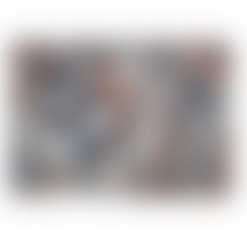 Tapis Tjalfe Large Rectangulaire en Coton