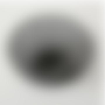 28cm Black Iron Wire Deco Bowl