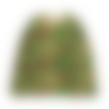 Mini Rodini Organic Cotton Camo Long Sleeve Top