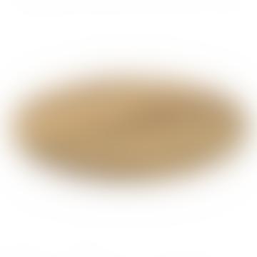 Serax 33cm Wooden Dunes Plate