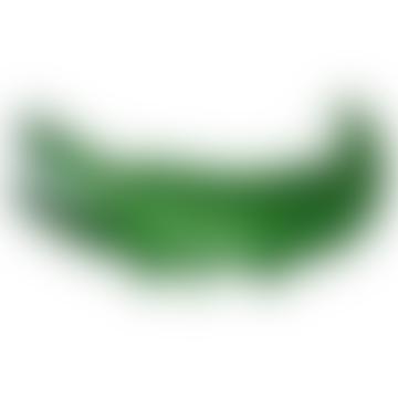 Meri Meri Green Mylar Printed Foil Neon Cord Crocodile Balloons