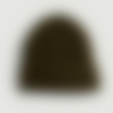 Homecore Khaki Alpaca Baby Hat