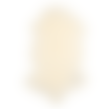 Dyreskinn 110cm White Tibetan Sheepskin