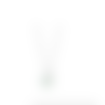 Estella Bartlett  Gemstone Star Necklace Aqua Chalcedony Silver