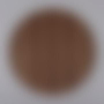 Small Smoked Oak Wod Basket Top