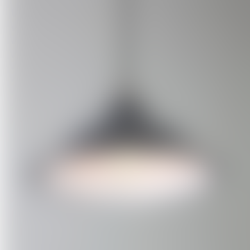 Harris Steel Pendant Light - Small - 3 Colours Available