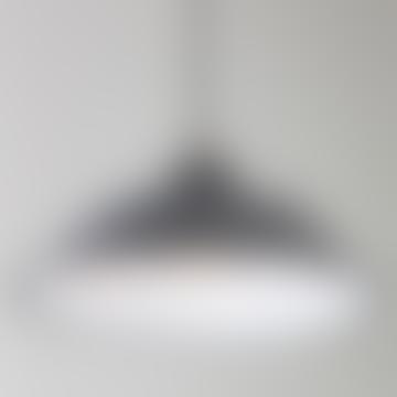 Harris Steel Pendant Light - Large - 3 Colours Available