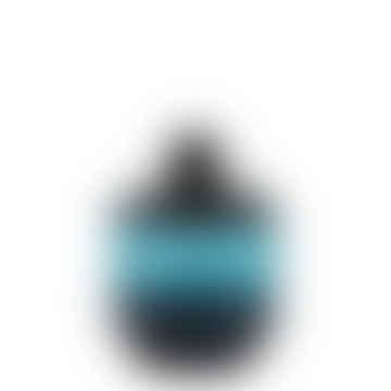 Vase 19x26 cm TEQUES dark blue