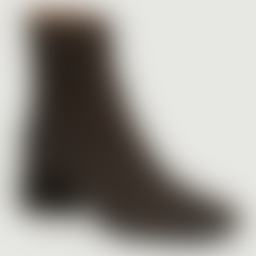 Brown and Black Leopard Print Lilo Boots