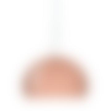 Kartell Small Copper FL/Y Suspension Lamp