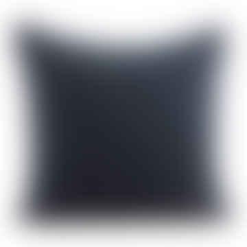 50 x 50cm Blue Petrol Velvet Cushion