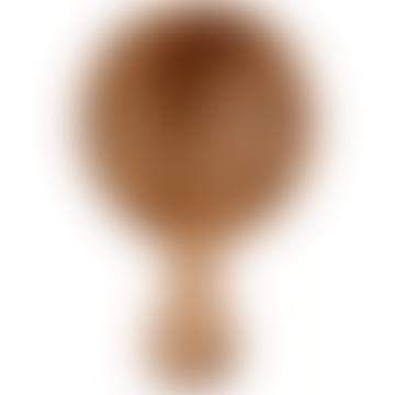Bloomingville Teakwood Handcrafted Coffee Spoon