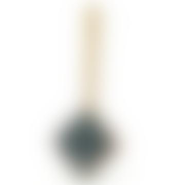 Gingko MI SQUARE Bluetooth Pocket Speaker - Cherry Wood Finish
