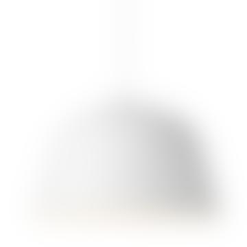 Muuto White Ambit 25 Suspension Lamp