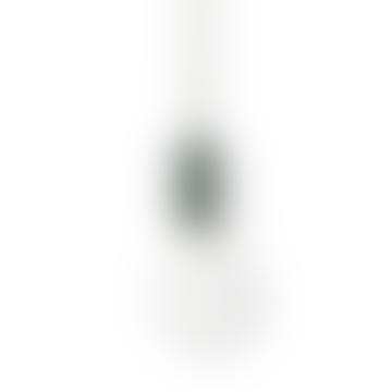 6cm Dark Green Low Socket Pendant Lamp